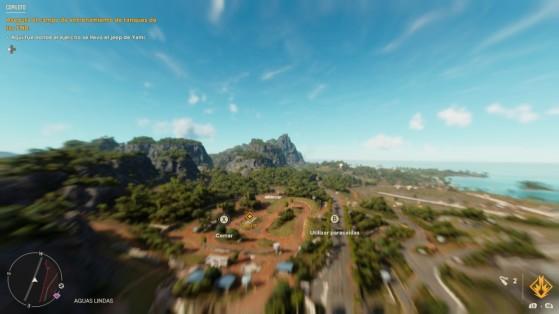 El juego rinde a un nivel espectacular en cuantro a gráficos y apartado artístico - Far Cry 6