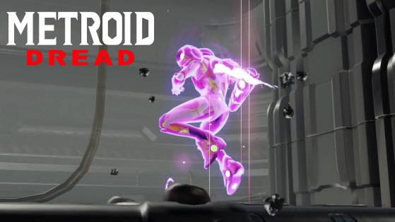 Metroid Dread: Cómo dominar la técnica del cometa con la habilidad de aceleración