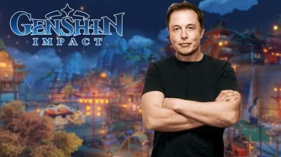 Genshin Impact: Elon Musk y miHoYo juegan con la comunidad con un efímero concurso
