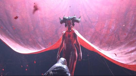 Diablo IV: la historia explicada, Lilith, escenario, Rathma