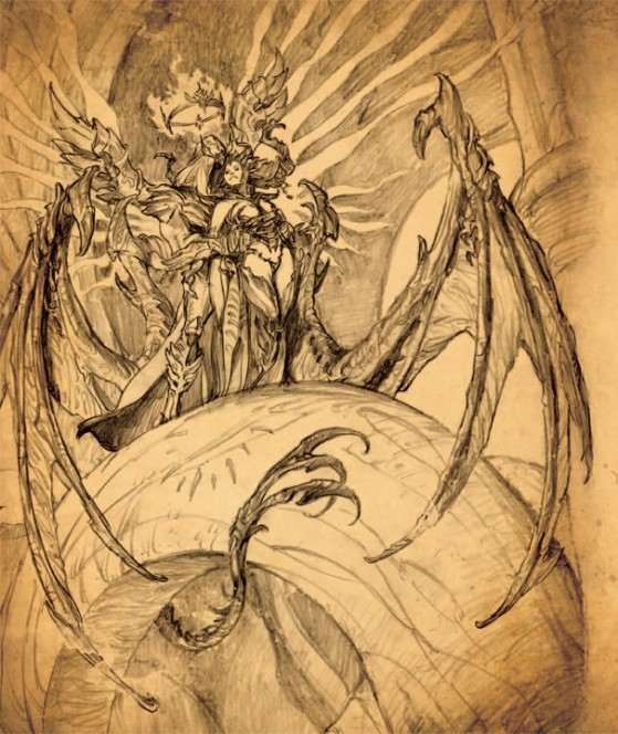 Lilith e Inarius - Millenium