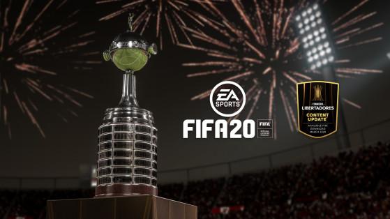 EA Sports anuncia la llegada de la Conmebol Libertades a FIFA 20