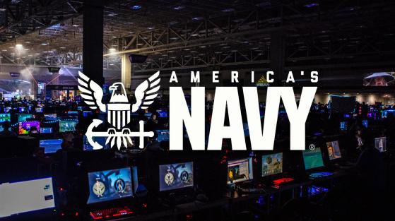 La marina estadounidense llega a los esports y firma acuerdos con Dreamhack y ESL