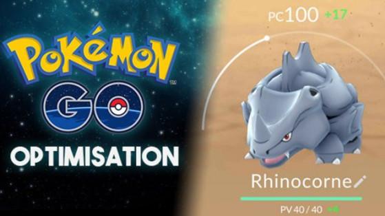 Pokémon GO, optimizando los IV de los Pokémon