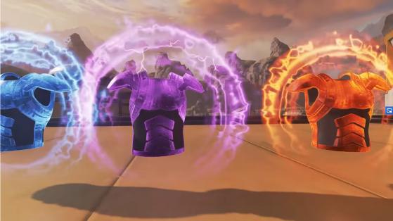 Apex Legends Comienza El Evento Anulación De Sistema: Apex Legends: El Escudo EVO Permanecerá En El Juego