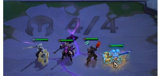 Los cuatro jinetes del apocalípsis. - TFT: Teamfight Tactics