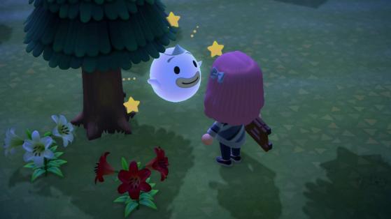 Animal Crossing New Horizons: Encontrar al espíritu de Buh, el fantasma