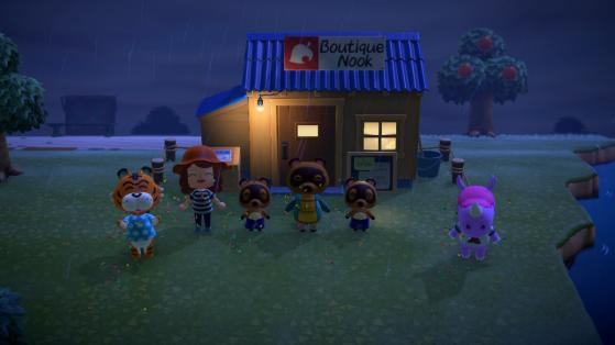 Animal Crossing New Horizons: desbloquea la tienda Mini Nook