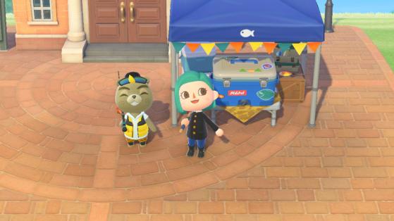 Animal Crossing New Horizons: CJ y el torneo de pesca, ¿cómo participar?