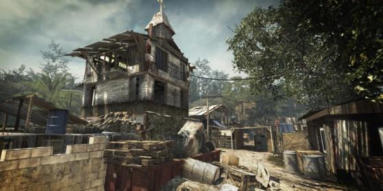 Modern Warfare - El nuevo mapa de Village no sería un remake de MW3
