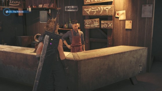 Guía Final Fantasy VII Remake, capítulo 3: Encargo de las ratas gigantes