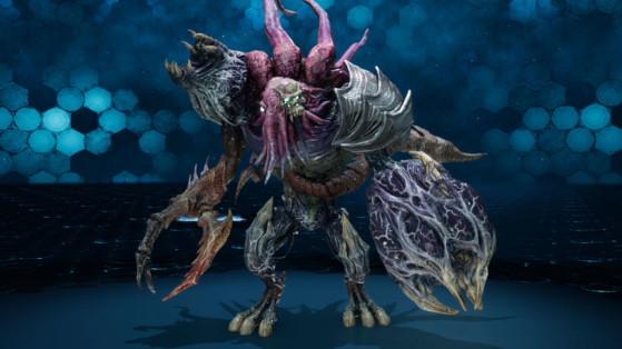 Final Fantasy VII Remake: combate contra Espécimen H0512