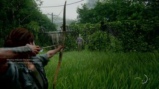 Si aún no lo has hecho, date la vuelta. - The Last of Us 2