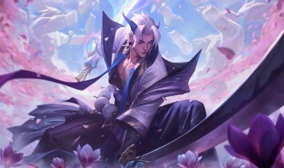 LoL: Yone, de ser un Yasuo 2.0 a un semidemonio con dos espadas