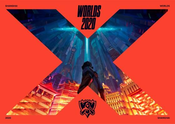 Worlds 2020: Shanghai como única sede, pero quizás haya público en la final