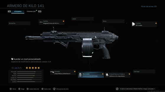 Modern Warfare Warzone: La Kilo-141 y la PKM, las nuevas mejores armas, estas son sus mejores clases