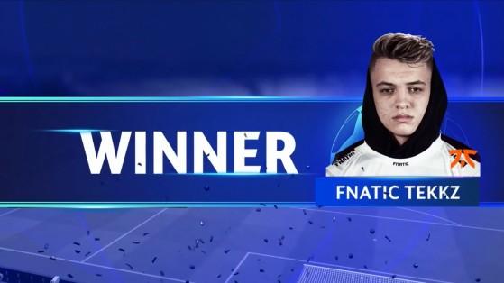 Créditos de las fotos: EAFIFAesports - FIFA 20