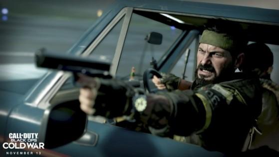 CoD Black Ops Cold War tendría una Alpha para PS4 la semana que viene, según una filtración