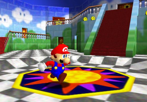 Super Mario 64 - Millenium