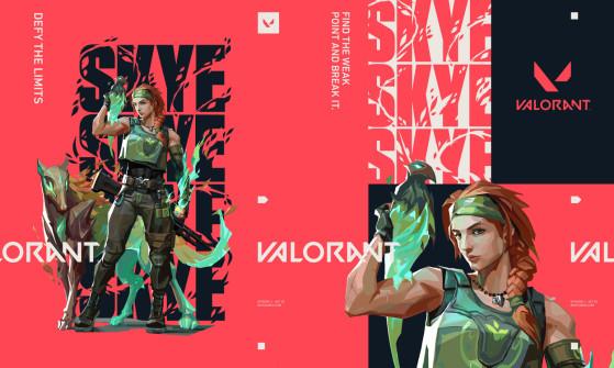 VALORANT: Habilidades de Skye en acción y todo sobre la nueva agente del Acto 3