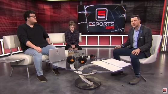 LoL: ESPN cancela el programa de agentes libres de Jacob Wolf tras anunciar este su no renovación