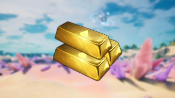 Fortnite - Temporada 5: Lingotes de oro, cómo conseguirlos y para qué sirven