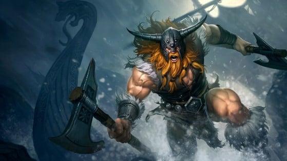 Wild Rift: Guía de Olaf Jungla. Las mejores builds, runas y consejos