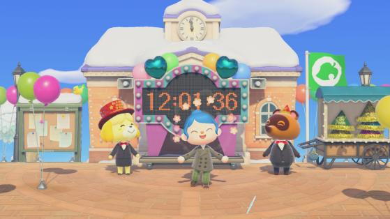 Evento de Año Nuevo en Animal Crossing New Horizons: ¿Cómo sacarlo el máximo partido?