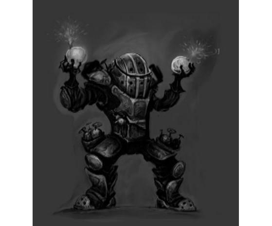 Con unos pocos cambios, nació Nautilus - League of Legends
