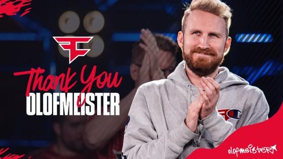 CSGO: Olofmeister se va de FaZe y su adiós al Counter está más cerca que nunca