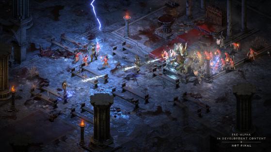 Diablo 2 Resurrected Catedral - Millenium