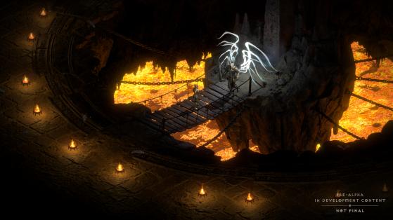 Diablo 2 Resurrected Tyrael - Millenium