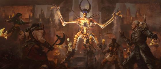 Diablo 2 Resurrected  Mephisto - Millenium