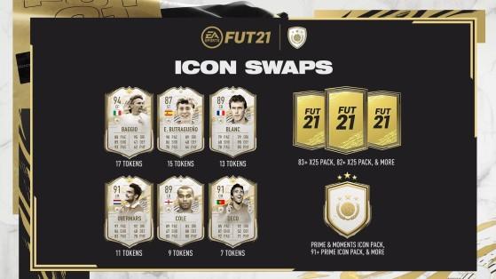 FIFA 21: ¡Han llegado los Icon Swaps 2 a Ultimate Team! Todo sobre el Intercambio de Iconos