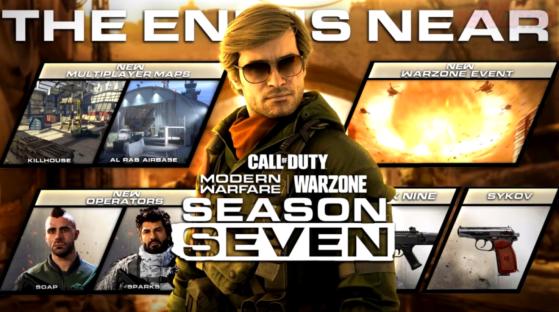 Modern Warfare: La temporada 7 sería real y estas serían sus nuevas armas, operadores, mapas y más