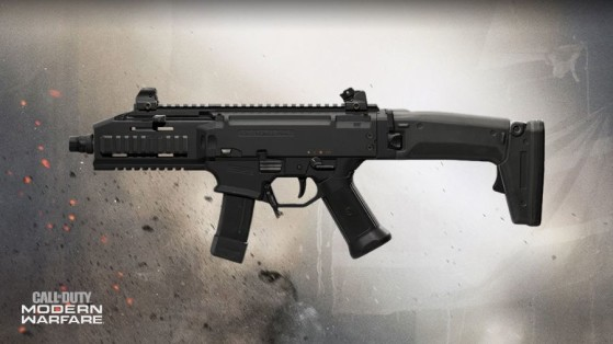 CX-9. - Call of Duty : Modern Warfare