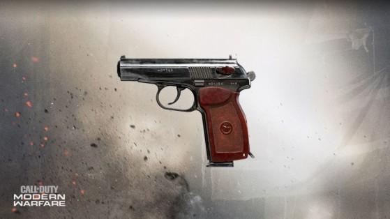 Sykov. - Call of Duty : Modern Warfare