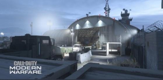 Airbase. - Call of Duty : Modern Warfare