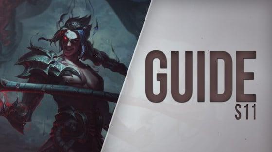 LoL: Guía de Kayn Jungla con Runas, Objetos, Counters y Consejos