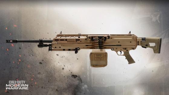 Warzone: Cómo conseguir el plano de arma secreto de RAAL, la nueva ametralladora de Modern Warfare