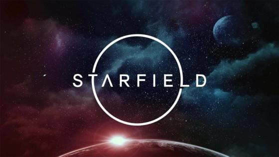 Logotipo de Starfield, anunciado en 2019 - Millenium