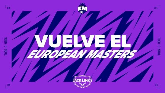 LoL - European Masters: anunciadas las fechas del torneo europeo de League of Legends