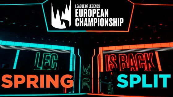 LoL - Playoffs LEC Spring Split 2021: Equipos, resultados y clasificación final