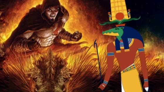 God of War Fallen God: ¿Cómo sería Kratos en la mitología egipcia? La respuesta es un cómic