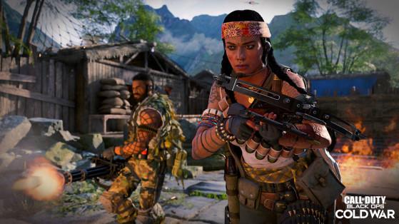 Rivas. - Call of Duty: Black Ops Cold War