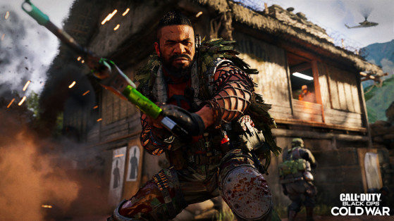 Wolf. - Call of Duty: Black Ops Cold War