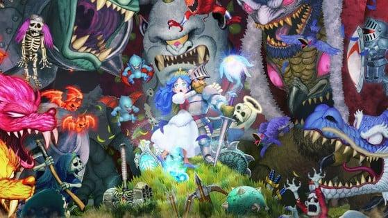 Ghosts 'n Goblins Resurrection también llegará a PlayStation 4, Xbox One y PC