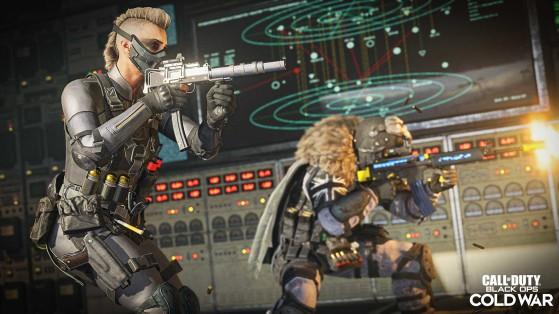 Wraith - Call of Duty Warzone