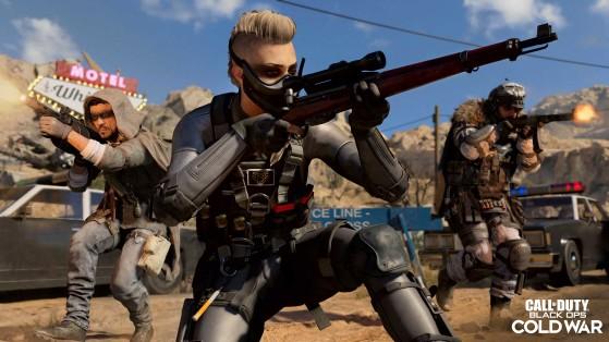 Swiss K31 - Call of Duty Warzone