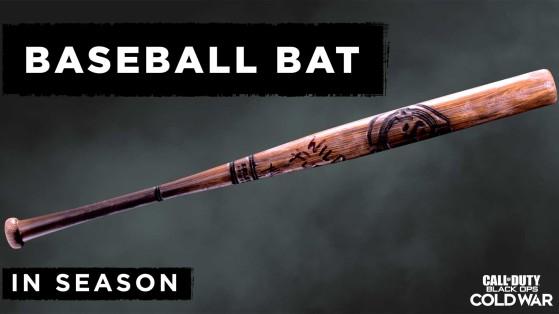 Bate de Béisbol - Call of Duty Warzone